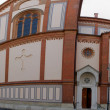 Stock Photo: Church panorama