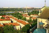 Poland. Warsaw. — Stock Photo