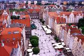 Polonia. gdansk. — Foto de Stock