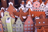 Polen. danzig. — Stockfoto