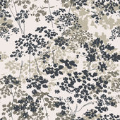 Seamless floral background — Vettoriale Stock