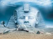 Antik Mısır — Stok fotoğraf