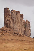 Camel Butte Monument Valley — Stock Photo