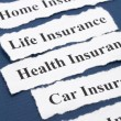 Royalty-Free Stock Photo: Insurance