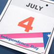 Independence Day — Foto Stock