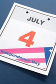 Independence Day — Stock Photo