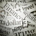 Newspaper Headlines — Stock Photo #11080622