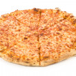 Cheese Pizza - Stock Photo