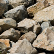 Rock background — Stock Photo #11402034