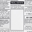Real Estate Ad — Stock Photo #11535043