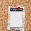 Garage Sale — Stock Photo #11535088