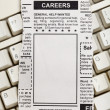 Career Ad — Stock Photo #11535144