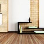 Interior design shene — Stock Photo