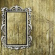 Beautiful old frame — Stock Photo