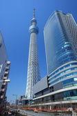 Tokyo sky tree, Japan — Stock Photo