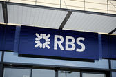 The Royal Bank Of Scotland — Stock Photo