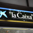 Central branch of LCaixBank in Palma — Stock Photo #11479003