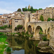 Besalu - Stock Photo
