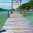 Nangyuan Island REsort in Ko Tao Thailand — Stock Photo