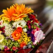 Bride's bouquet — Stock Photo #11958427