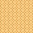 Wafer background - Stock Vector