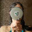 Ready to shower you — Stock Photo #11479029