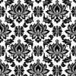 Royalty-Free Stock Vector Image: Vector. Seamless damask pattern