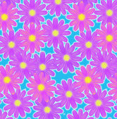 Flowery background — Stock Photo