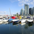 Vancouver BC marina. — Stock Photo #10908671