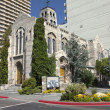 First Methodist Church Reno NV. — Stock Photo