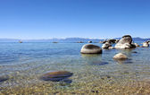 Lake tahoe, californië. — Stockfoto