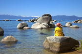 Lake Tahoe, California. — Stock Photo
