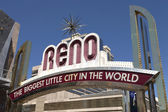 Reno NV. — Stock Photo