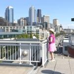 Visiting Seattle Washington. — Stock Photo #11537247