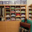 Male walk in wardrobe - Photo