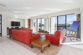 Stylish living room — Photo