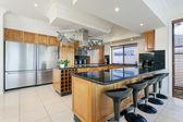 Cucina elegante — Foto Stock