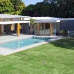 Luxurious mansion — Stock Photo #11600581