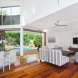 Stock Photo: Modern house interior