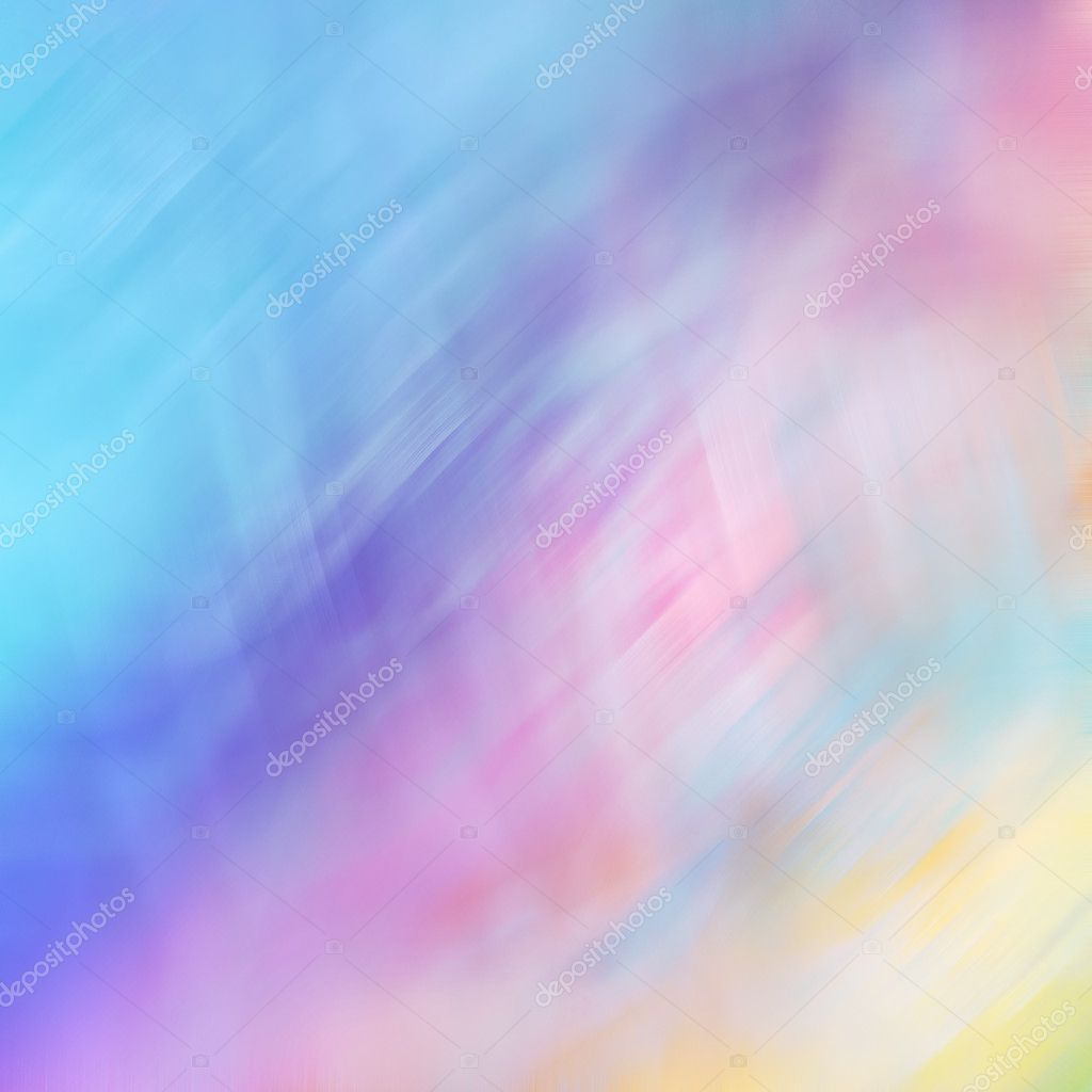 Abstract streak background in bright colors. Multicolor streaks with blurs.  Stock Photo #11067808