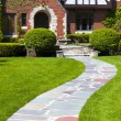 Garden Path — Stock Photo #10767097