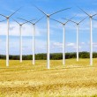 Stock Photo: AmericCountryside Windfarm