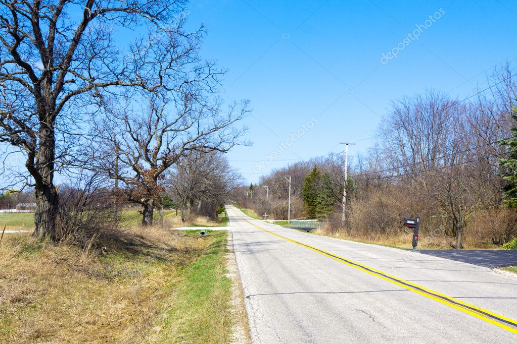 Country Road — Stock Photo #10768116
