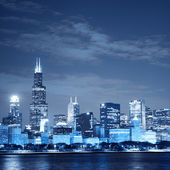 Chicago — Zdjęcie stockowe