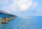 7 Mile Bridge — Stock Photo