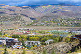 Small Town in Colorado — Stock Photo