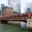 Bridge in Chicago — Stock Photo #11794138