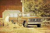 Old Pickup Truck — Stock Photo