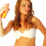 Sunscreen 188 — Stock Photo