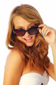 Garota exuberante 265 — Fotografia Stock